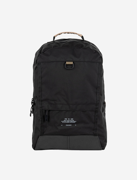 AIM BACKPACK - BLACK brownbreath