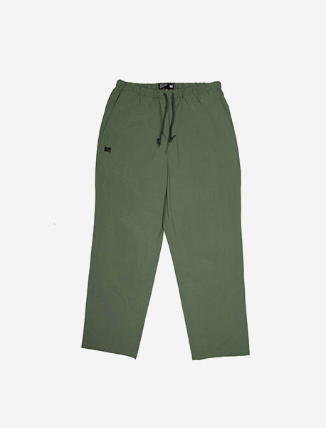 TAG STRING PANTS - KHAKI brownbreath