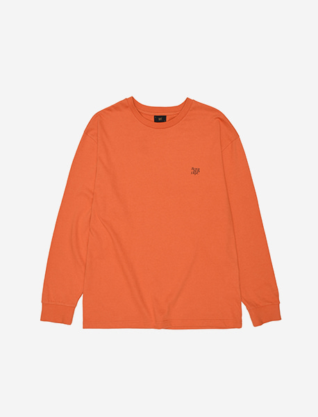 BB DEPT LONGSLEEVE - ORANGE brownbreath